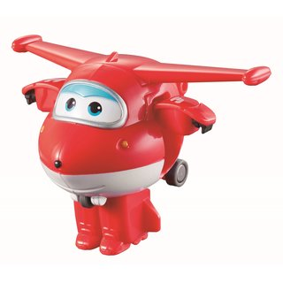 Super Wings - Transform-a-Bots Jett - Mini