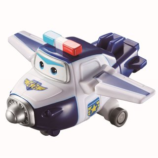 Super Wings - Mini Transform a Bots Paul