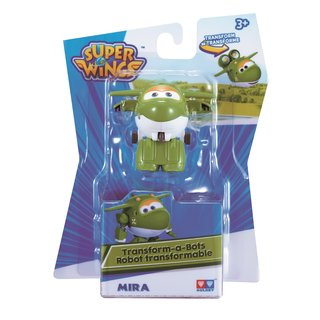 Super Wings - Transform-a-Bots Mira - Mini
