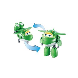 Super Wings Transforming Mira 12 cm