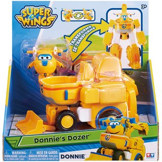 Super Wings - Transforming Vehicle Donnie