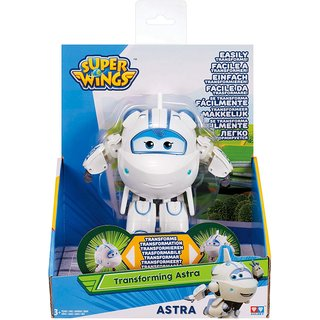 Super Wings - Transforming Astra 12 cm